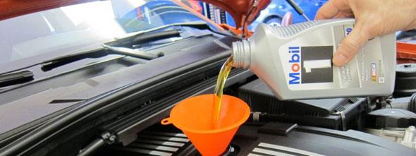 Замена масла в двигателе Мазда РХ-7